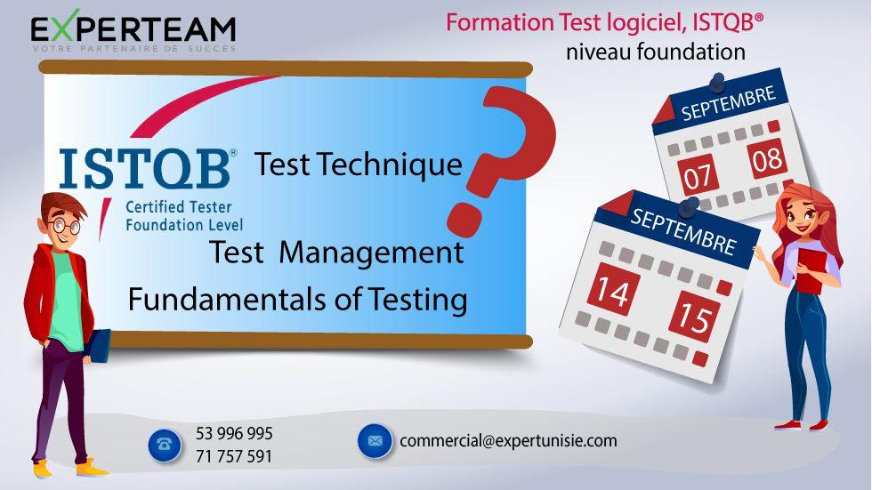 ISTQB Certification en Tunisie