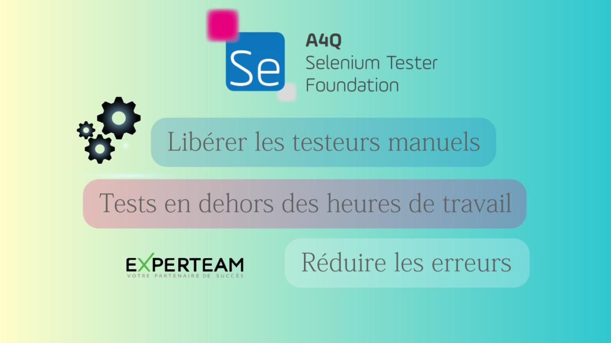 A4Q Testeur Sélénium