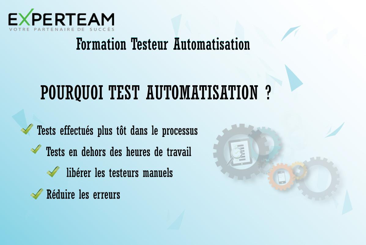 ISTQB Testeur Automaticien
